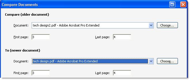 COMPARE PDFS ACROBAT 10 PDF