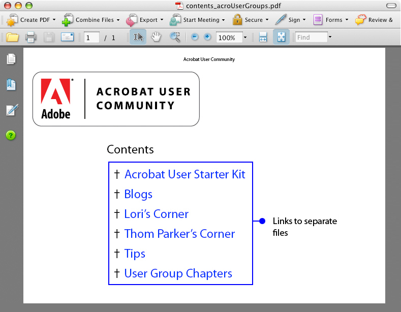 How To All Pdf Links On A Page