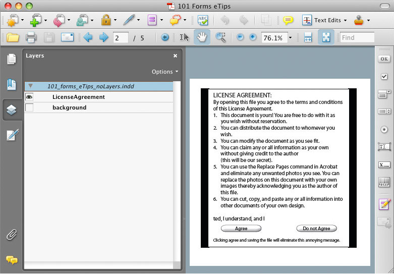 adobe acrobat pro license agreement