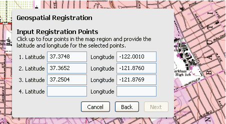 How to create a geospatial PDF using Acrobat 9