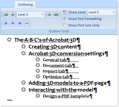 Troubleshooting PDF-creation issues in Word with Acrobat 9