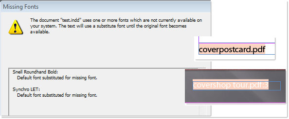 Fine-tuning PDF for print output using Acrobat 9