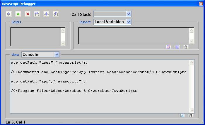 Entering folder level scripts figure 1 javascript folder paths on windows ccuart Gallery