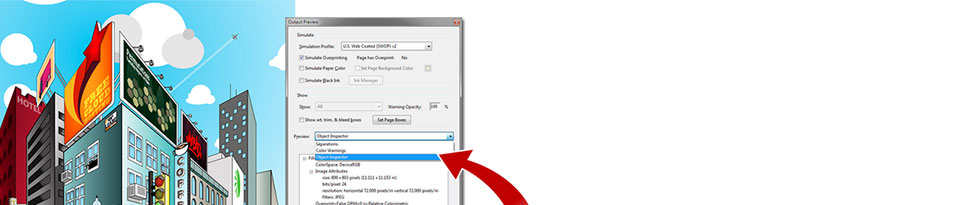 Here's a simple way to determine the DPI of an image in your PDF.